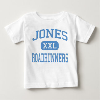 Jones - Roadrunners - joven - Toledo Ohio Camiseta Para Bebé