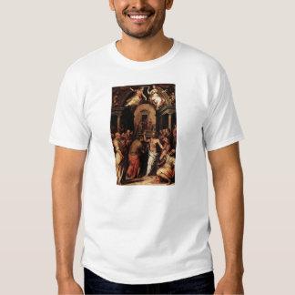 Jorge Vasari- la incredulidad de St Thomas Camiseta
