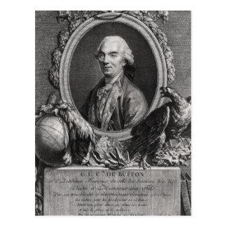 Jorte-Louis Leclerc Comte de Buffon Postal