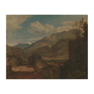 José Mallord Guillermo Turner - St. del del Impresión En Madera