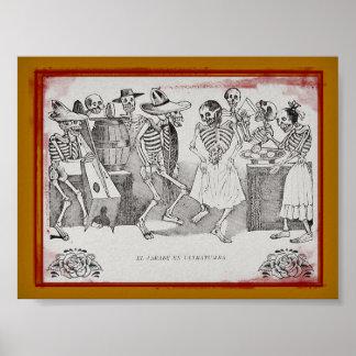 José Posada, impresión del ultratumba 7x5.30 del Posters