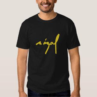 Jose Rizal escrito Camiseta