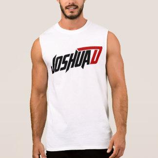 Joshua - camiseta del músculo