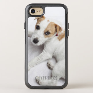 Jóvenes Jack Russell Terrier Funda OtterBox Symmetry Para iPhone 8/7