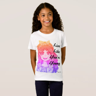 Jóvenes vivos de Taylor Wolfe Camiseta