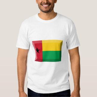 Joya de la bandera de Guinea-Bissau Camisas