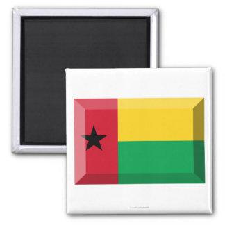 Joya de la bandera de Guinea-Bissau Imán