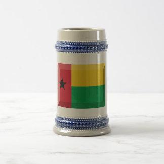 Joya de la bandera de Guinea-Bissau Taza