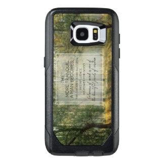 Joyas hermosas de la sabiduría de James Allen Funda OtterBox Para Samsung Galaxy S7 Edge