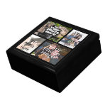 Joyería del recuerdo/caja de madera del ayudante d caja de joyas
