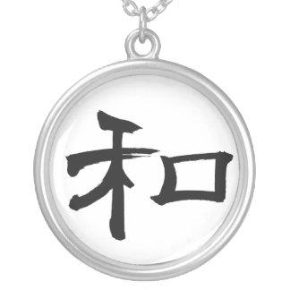 Joyería del zen del símbolo de la armonía
