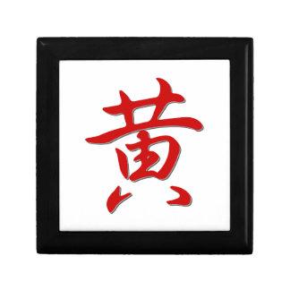 Joyero 黄 del apellido