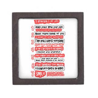 Joyero 7 REGLAS CARDINALES PARA el texto de la sabiduría