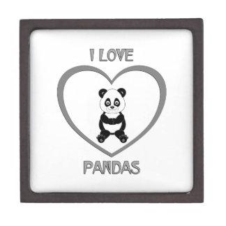 Joyero Amo pandas