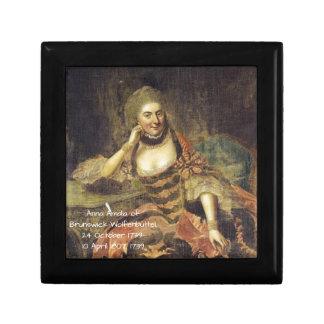 Joyero Ana Amalia de Brunswick-Wolfenbuttel 1739