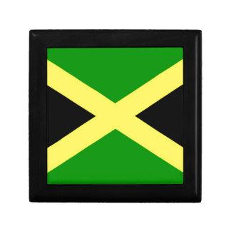 Joyero ¡Bajo costo! Bandera de Jamaica