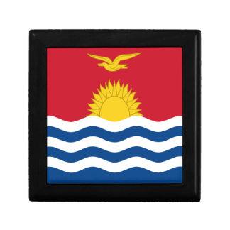 Joyero ¡Bajo costo! Bandera de Kiribati
