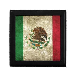 Joyero Bandera mexicana