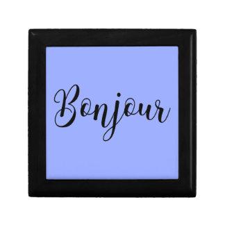 Joyero Bonjour-blackText