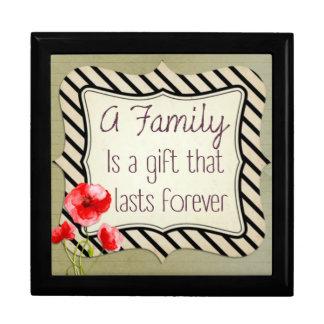 Joyero Cita inspirada de la familia