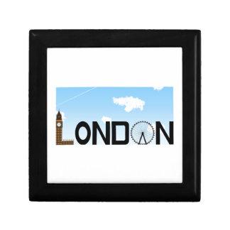 Joyero D3ia del horizonte de Londres