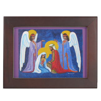Joyero de la natividad