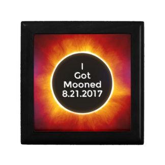 Joyero El eclipse solar americano consiguió el 21 de