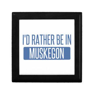 Joyero Estaría bastante en Muskegon