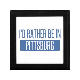 Joyero Estaría bastante en Pittsburg