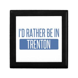 Joyero Estaría bastante en Trenton