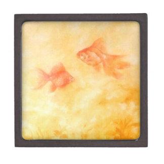 Joyero Goldfish dos