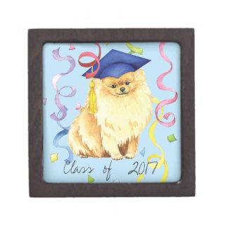 Joyero Graduado de Pomeranian