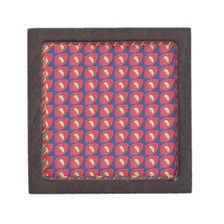 Joyero Gráficos coloridos Digitaces Fineart de los