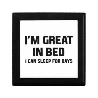 Joyero Grande en cama