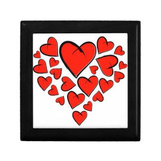 Joyero Heartinella - corazones del vuelo