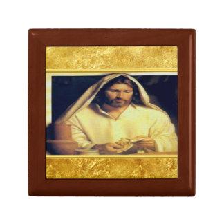 Joyero Jesús que rompe textura del oro de matthew 14-13