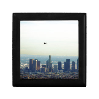 Joyero LA y helicóptero