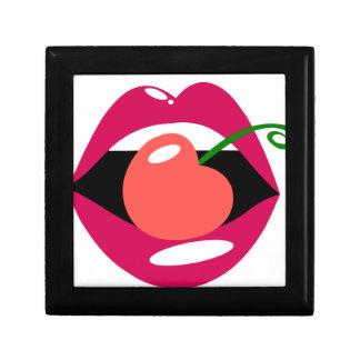 Joyero Labios de la cereza