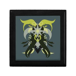 Joyero Loki de la abstracción siete