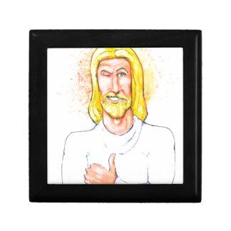 Joyero Los pulgares suben a Jesús