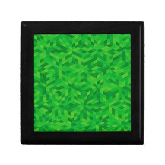 Joyero modelo verde