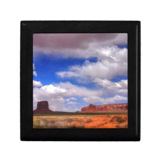 Joyero Nubes sobre el desierto