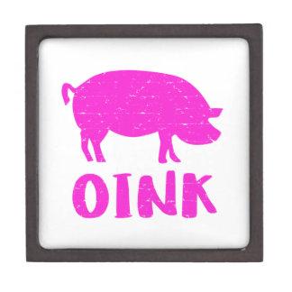 Joyero Oink cerdo