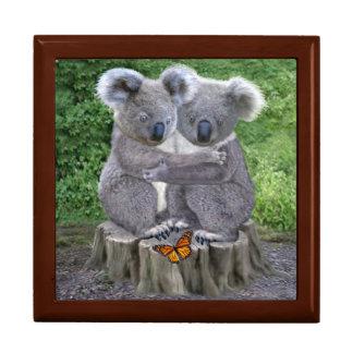 Joyero Oso de koala del bebé Huggies
