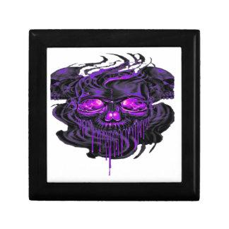 Joyero Png púrpura de los esqueletos de Nerpul