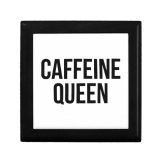 Joyero Reina del cafeína