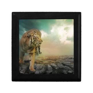 Joyero Tigre grande