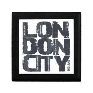 Joyero Tipografía de Londres, Inglaterra