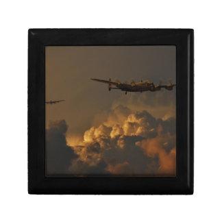 Joyero TORMENTA del bombardero de Lancaster