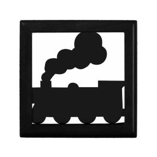 Joyero Tren de ferrocarril